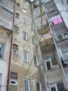 Stavební firma Štrouf - před rekonstrukcí