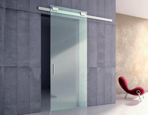 Krásné skleněné dveře pro váš originální interiér